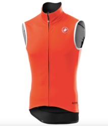 Gilet Castelli Perfetto RoS Orange