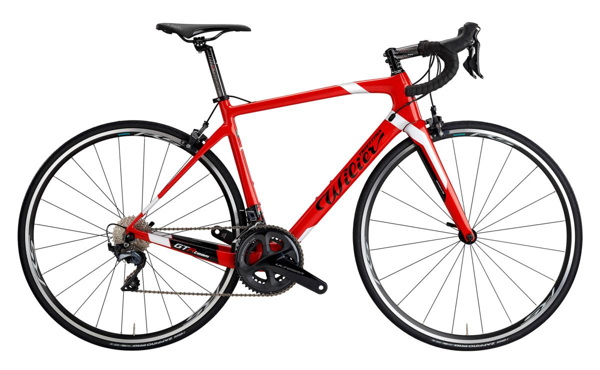 Wilier GTR Team Rouge 105 R7000 Rim 2021