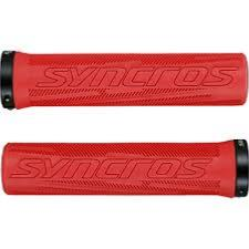 Grips Syncros Pro Lock-On Red