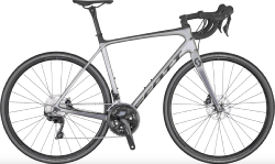 Scott Addict 20 Disc 2020 Grey